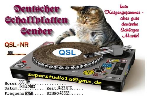 Deutscher Schallplatten Sender