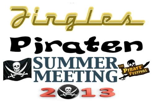 Summermeeting 2013 - Jingles