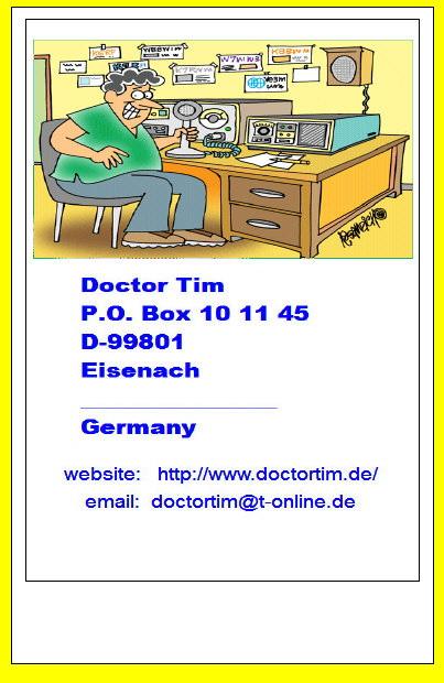 Dr.Tim Banner