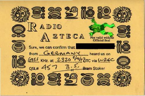Radio Azteca - USA