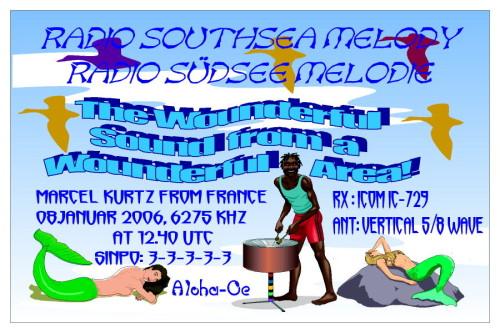 Radio Südsee Melodie - 3