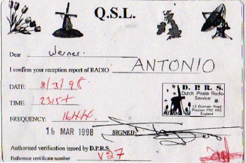 Radio Antonio - HOL