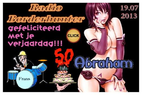 Happy Birthday Radio Borderhunter 2013