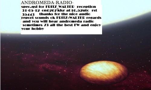 Andromeda Radio 01