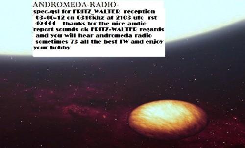 Andromeda Radio 02