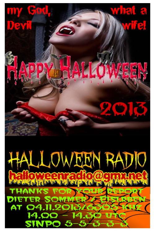Halloween Radio 14