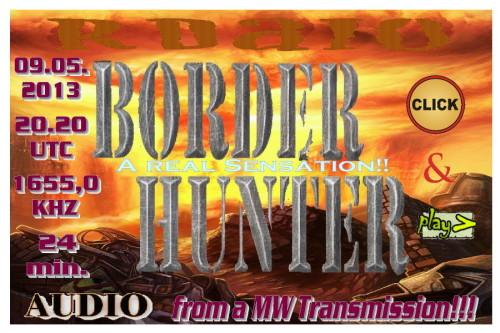 Radio Borderhunter Audio Clip
