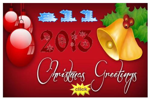 All X-mas Greetings 2013