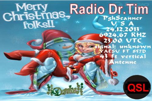 Dr.Tim - Weihnachts QSL 2011-5