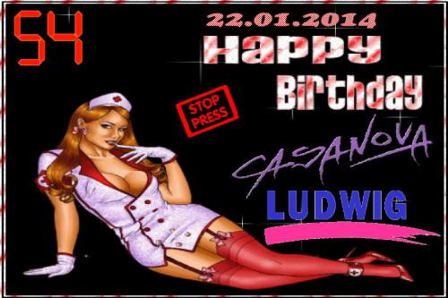 Happy Birthday Ludwig 2014