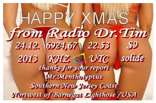 Dr.Tim - Weihnachts QSL 2011-6