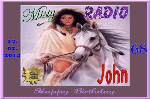 Happy Birthday Misti Radio-2014