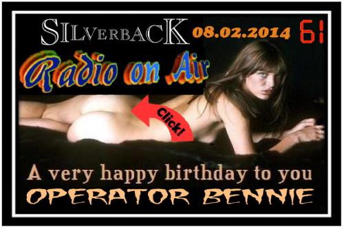 Happy Birthday Radio Silverback - 2014