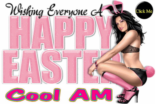 Cool AM - Happy Eastern