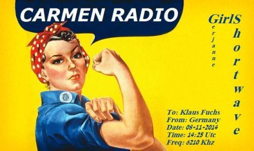 SSTV CARMEN FEB-03-08022014-Klaus Fuchs Germany