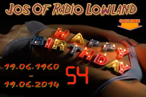 Happy Birthday Radio Lowland-2014