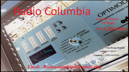 QSL radiocolumbia