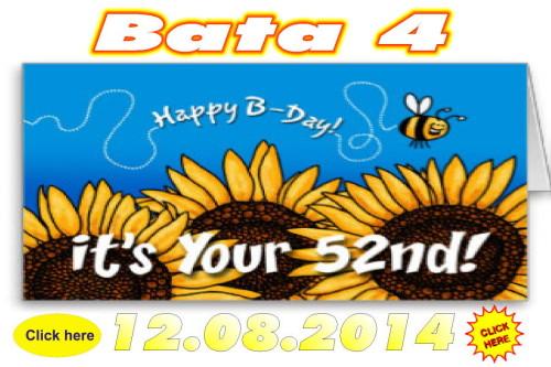 Happy Birthday Bata 4