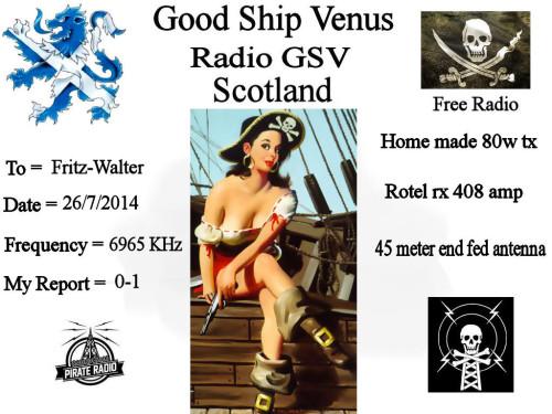 Radio GSV 01