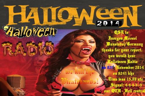 Halloween Radio 16