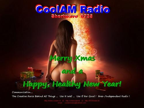 ©2014 - CoolAM Radio - Xmas Greets01