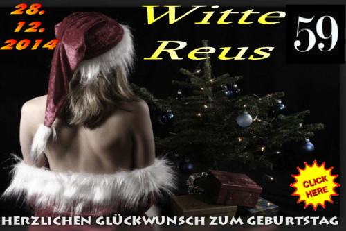 Happy Birthday Witte Reus-2014
