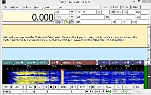 Chelsford BPSK31-Test_12.2014