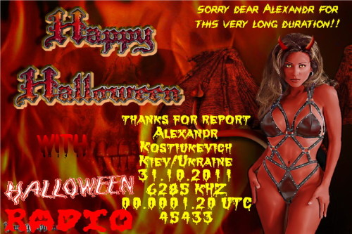 Halloween Radio 9