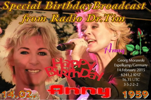 Happy Birthday Anny-2015