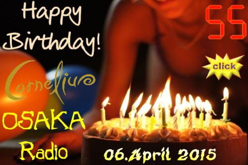 Happy Birthday Osaka Radio-2015