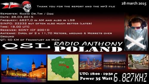 QSL Radio Antony (Poland)-1