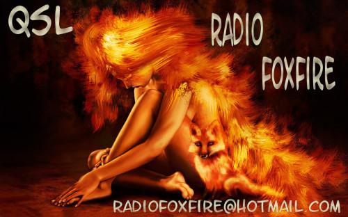 Foxfire QSL