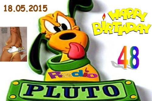 Happy Birthday Radio Pluto-2015