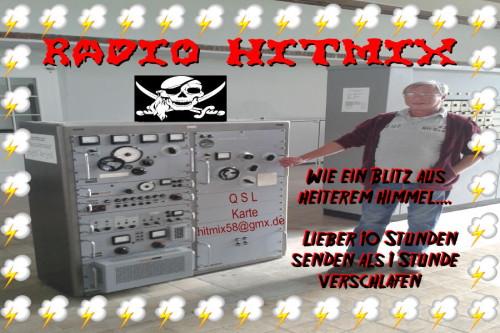 QSL Radio Hitmix