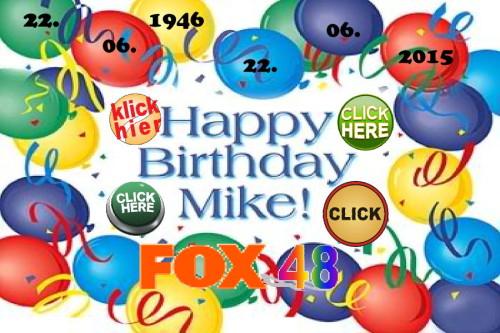 Happy Birthday Fox 48 - 2015