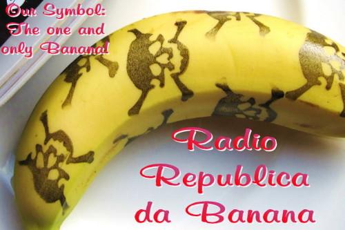 Radio Republica da Banana-our Symbol