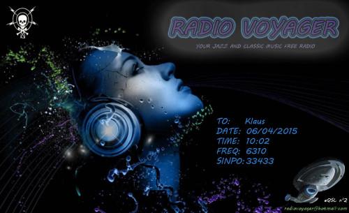 Klaus Radio Voyager
