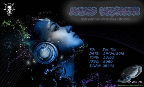 Doc Tim Radio Voyager