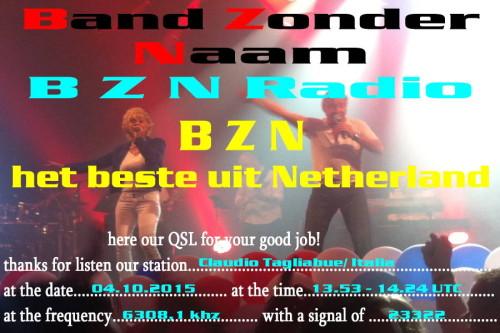 QSL Radio BZN-7