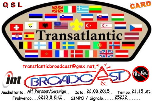 Transatlantic Broadcast-1