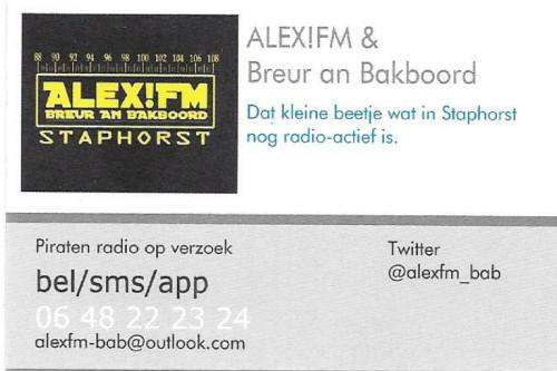Alex FM-3