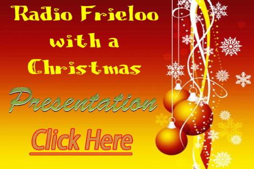 Radio Frieloo Christmas Presentation 2015