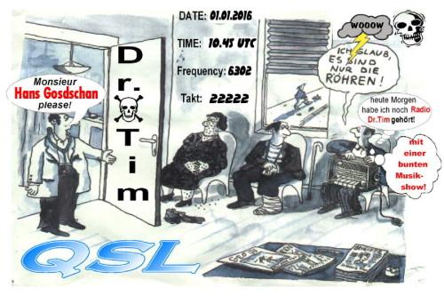 Dr.Tim-QSL - Arztpraxis
