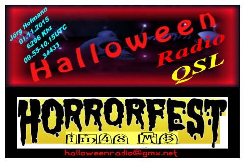 Halloween Radio 4