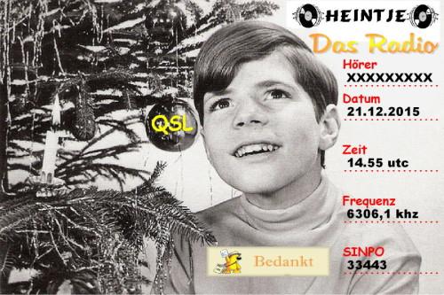 Radio Heintje 3