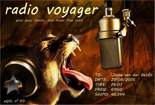 69 Jouke van der GaliËn Radio Voyager