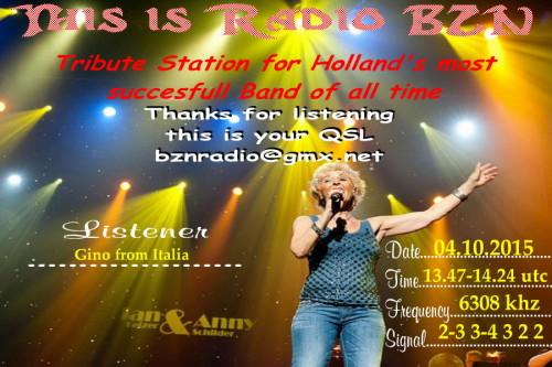 QSL Radio BZN-2