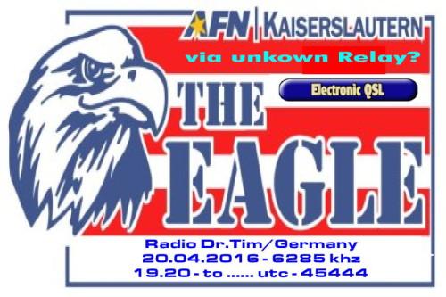 QSL Radio Hitmix (AFN Relay)