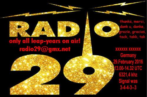 Radio 29-1