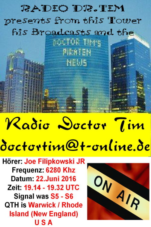Dr.Tim-QSL - Hochhaus